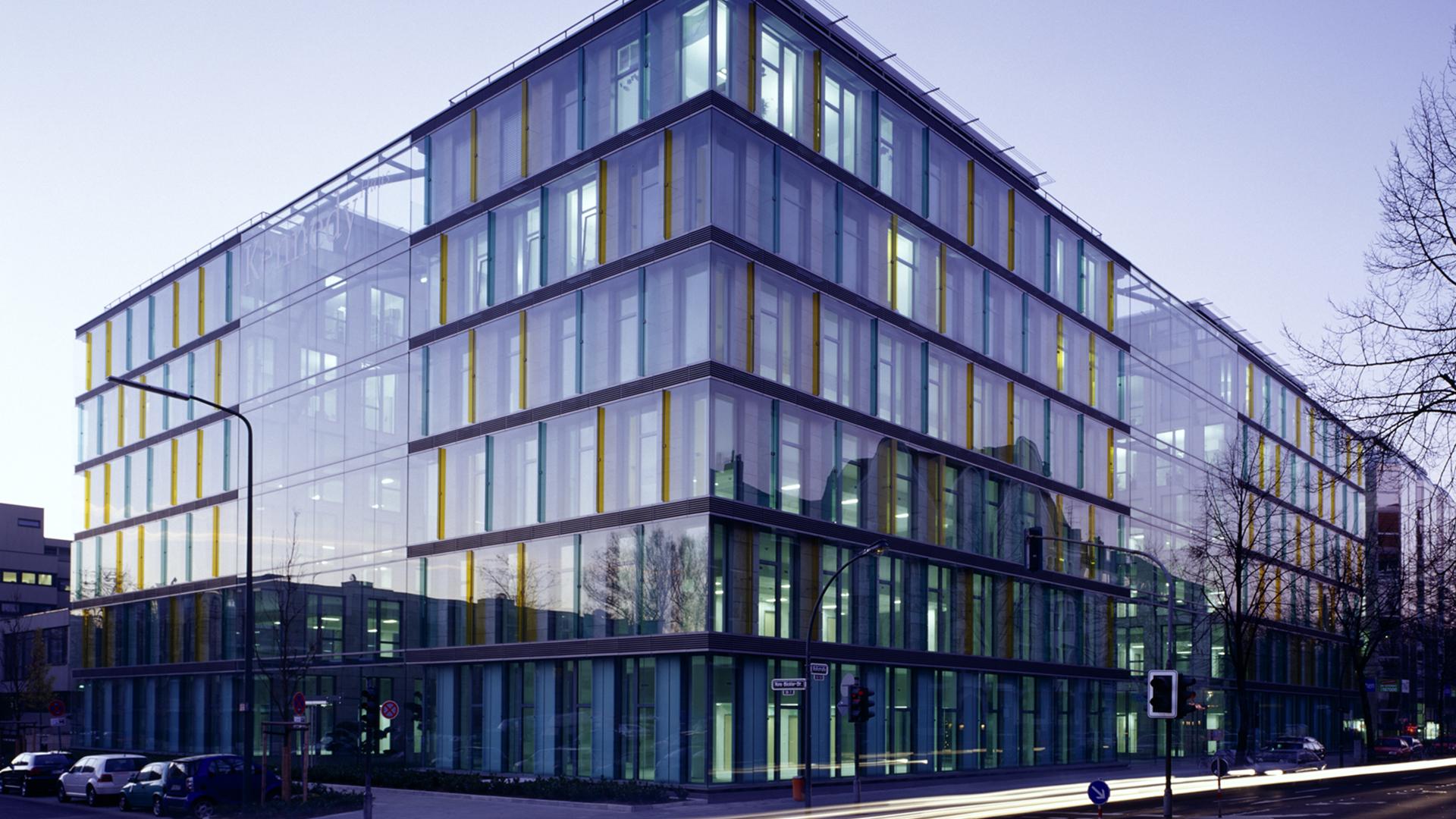 Kennedyhaus, Düsseldorf