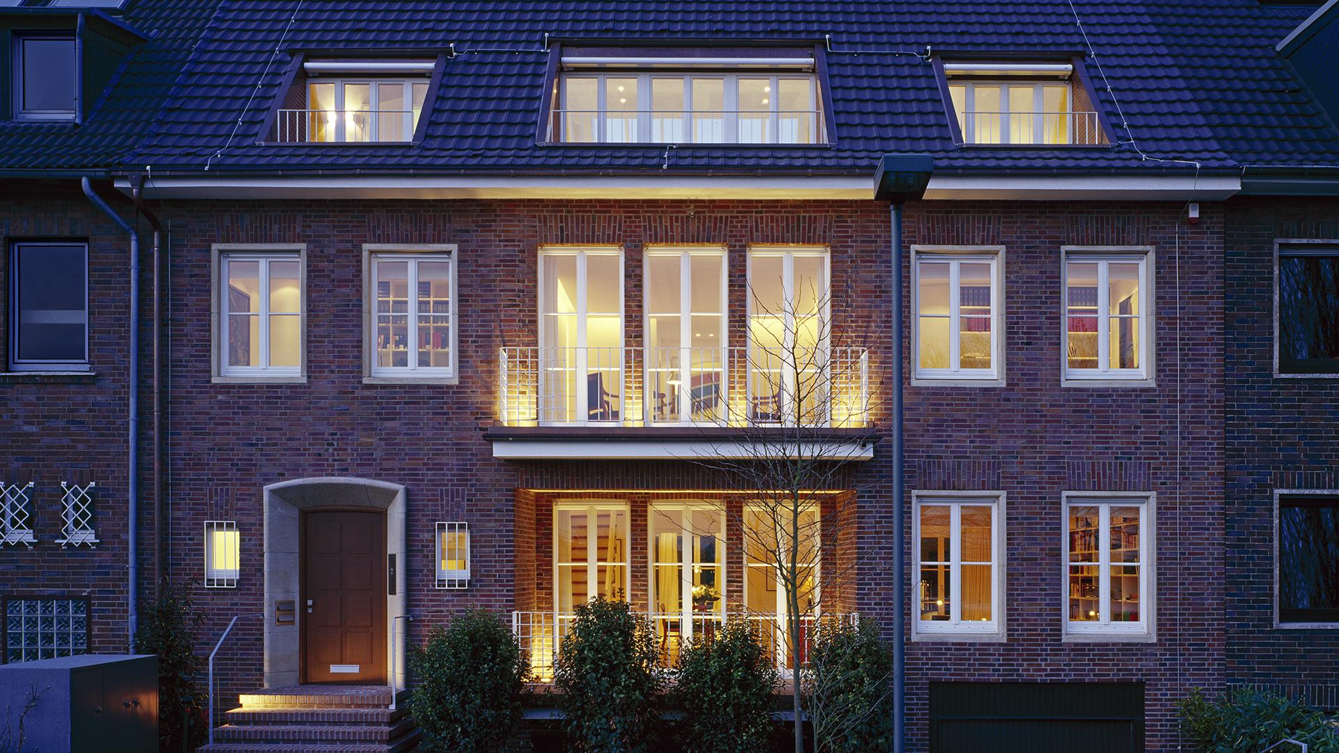 Wohnhaus N, Düsseldorf