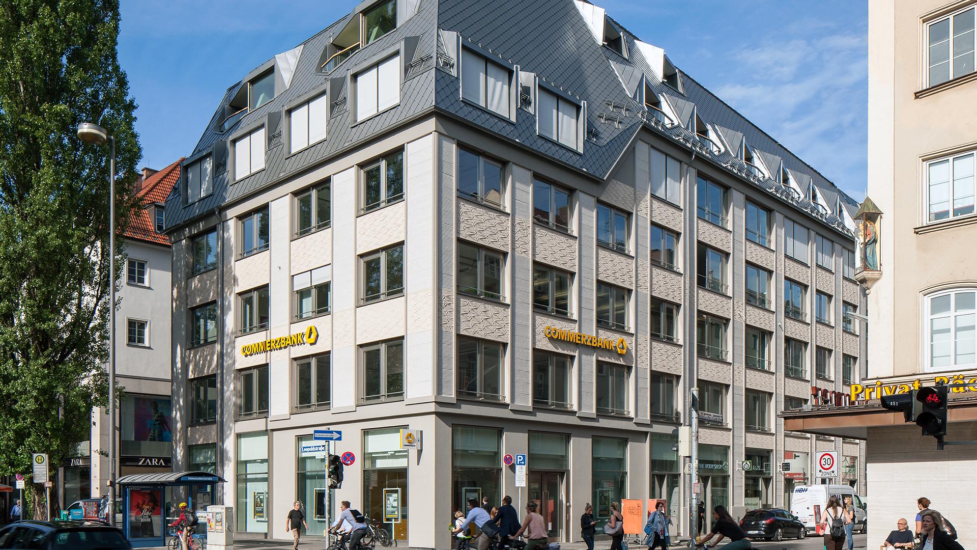 Hohenzollernstraße, München