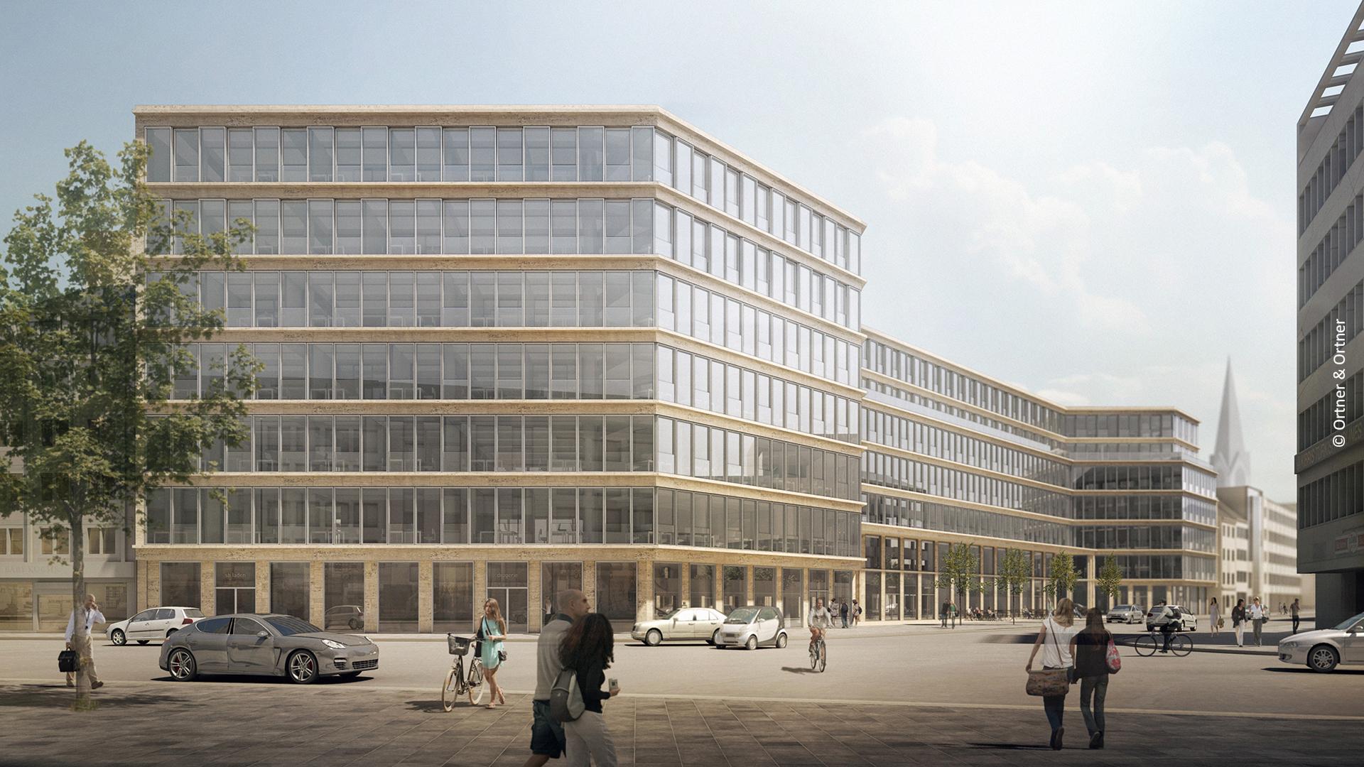 Wehrhahn-Center, Düsseldorf