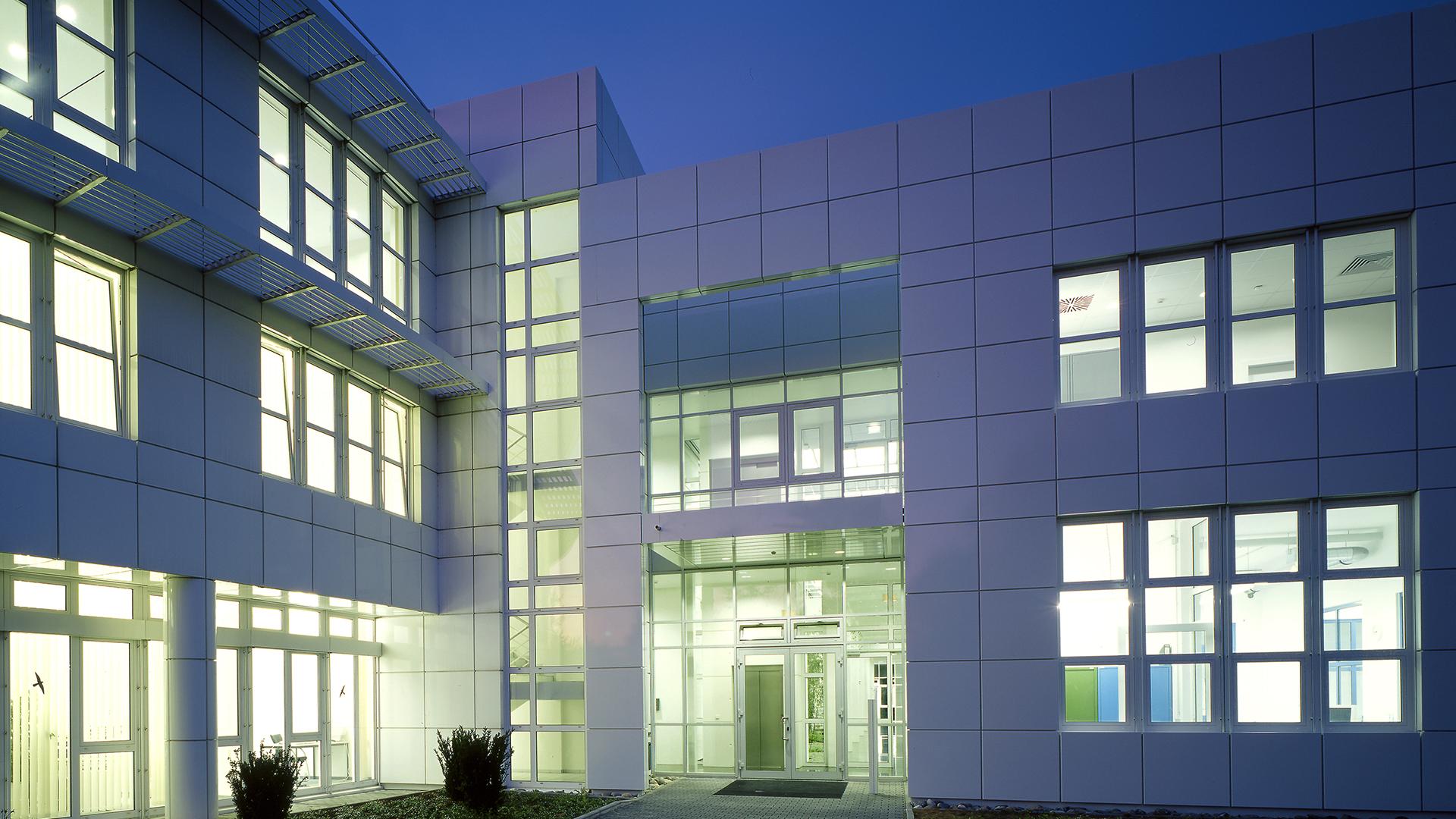 ETO Produktionsgebäude, Stockach