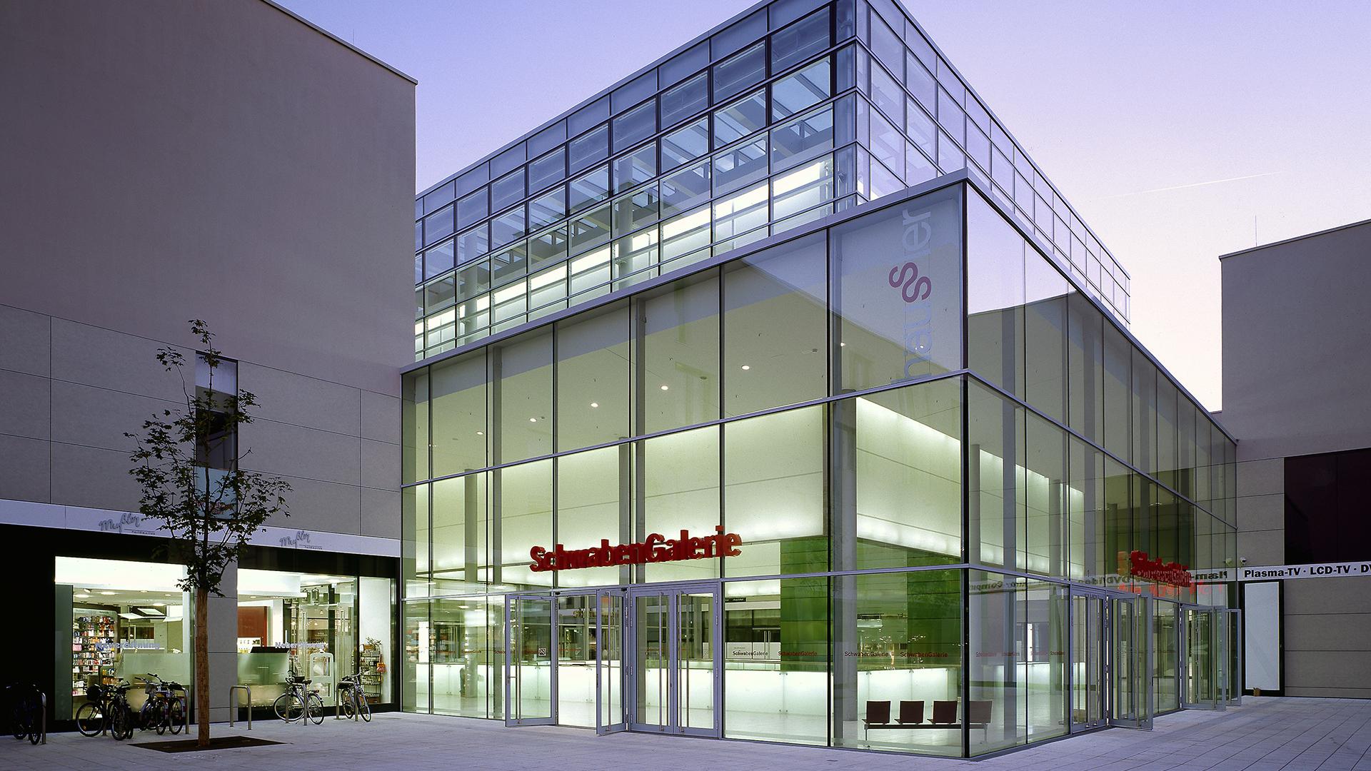 Schwabengalerie, Stuttgart