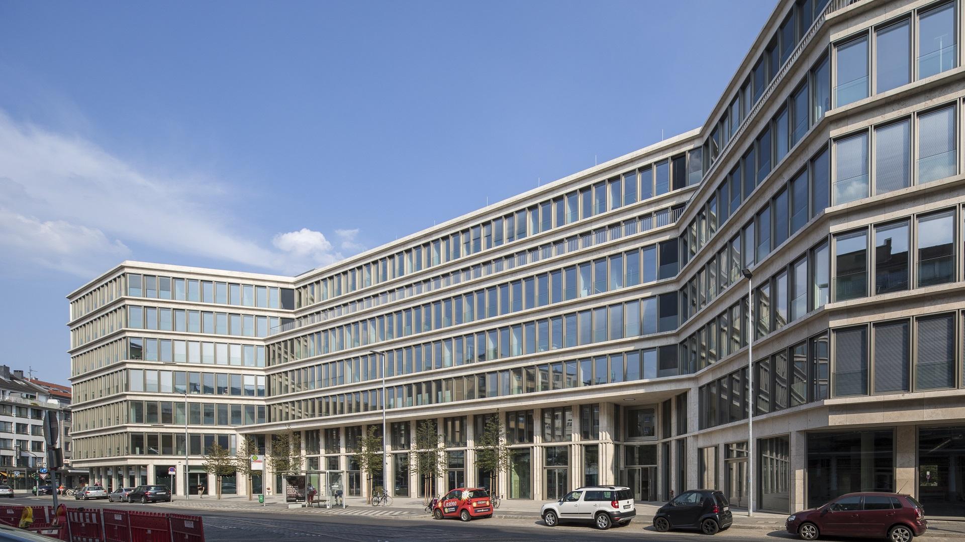 Wehrhahn-Center Düsseldorf