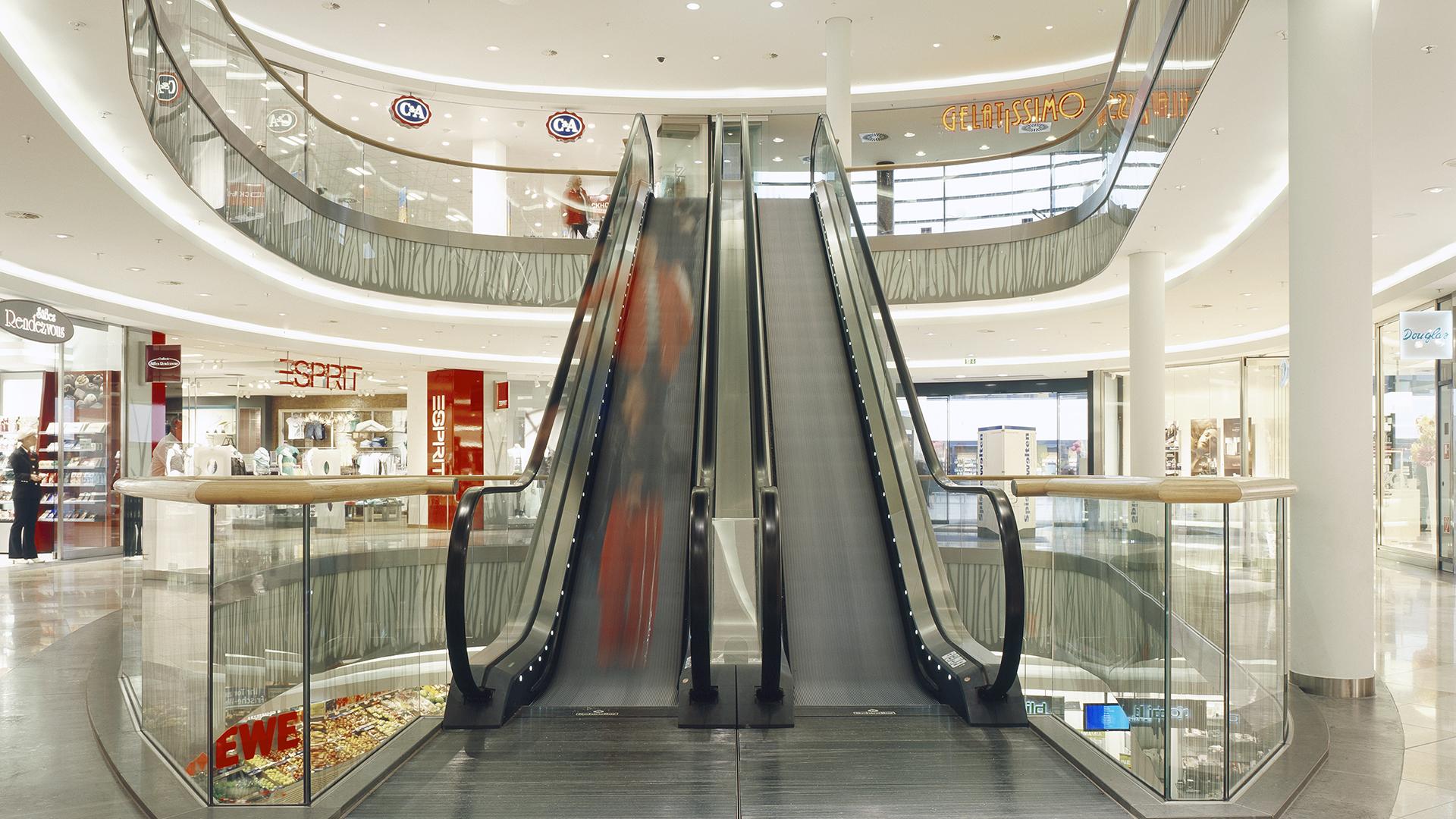 Shoppingcenter mira, München